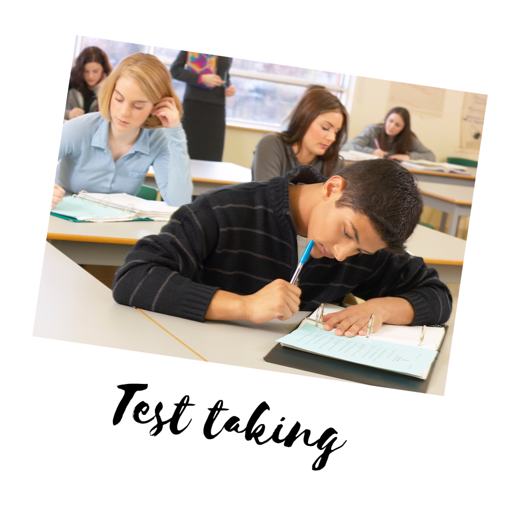 test prep tutoring including SAT, ACT, GRE, and more